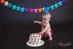 Cake Smash Photography Brisbane
